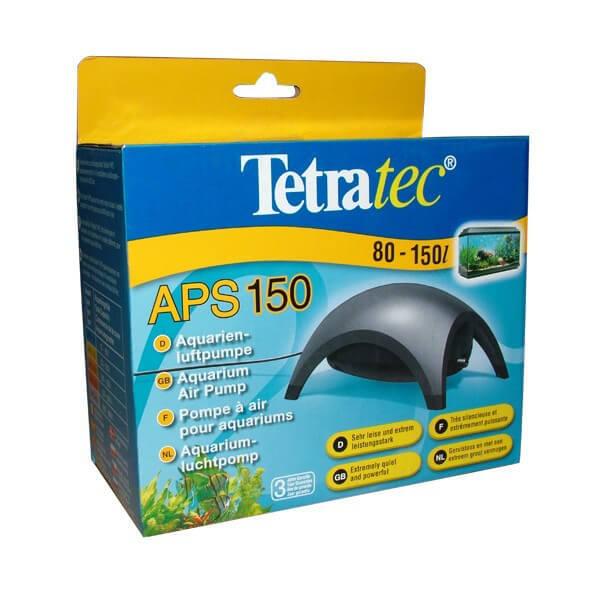 pompe air tetra aps 150 pour aquarium tetra 006140. Black Bedroom Furniture Sets. Home Design Ideas