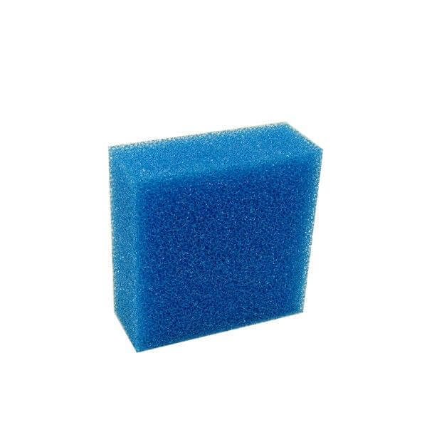 Filtre aquarium juwel standard mousse bleu large alp002982 for Filtre aquarium rond