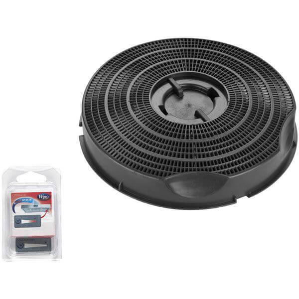 Filtre de hotte aspirante charbon rechargeable type 30 fac309 whirlpool 0 - Filtre charbon hotte aspirante ...