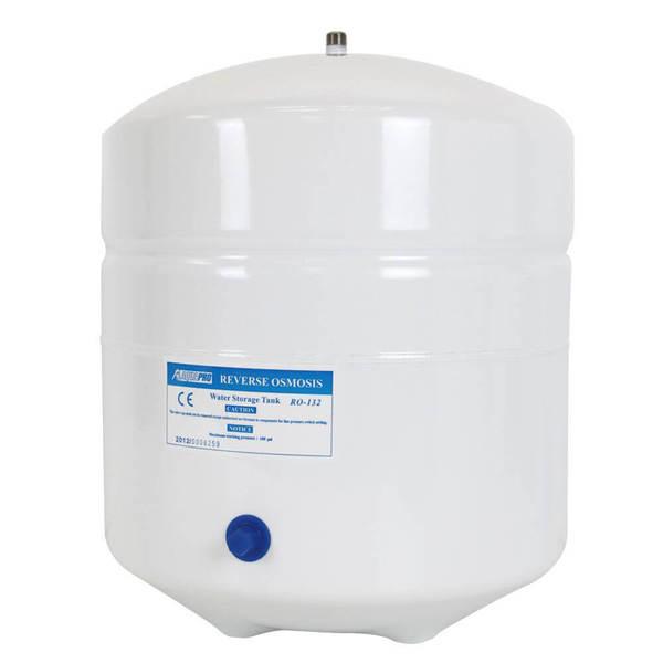 r servoir pour osmoseur 1 4 npt 3 2 gallons aquapro 006224. Black Bedroom Furniture Sets. Home Design Ideas