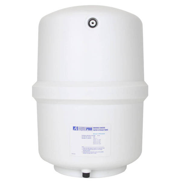 r servoir pour osmoseur 1 4 npt gallons aquapro 006225. Black Bedroom Furniture Sets. Home Design Ideas