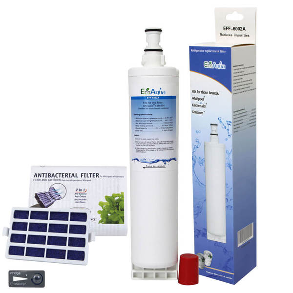 filtre frigo compatible usc009 filtre anti bact rien. Black Bedroom Furniture Sets. Home Design Ideas