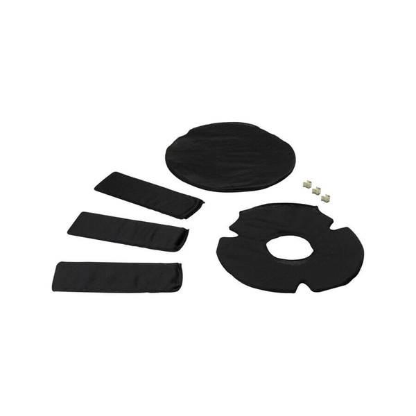 Filtre hotte aspirante amc982 charbon pour hotte akr804 akr823 et akr684 - Filtre charbon hotte aspirante ...