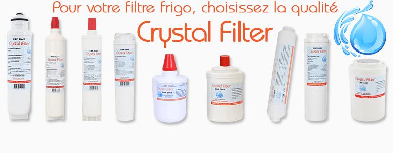 Filtres frigo compatibles grandes marques