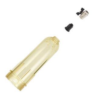 Ensemble bol-adaptateur-dispositif vidange pour NW500/650/800 Cintropur