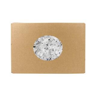 Polyphosphates Cristaux 5-15 mm Blanc - Carton de 25 Kg