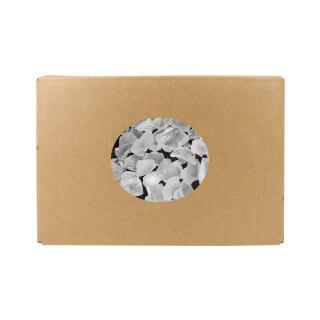 Polyphosphates Cristaux 10-20 mm Blanc - Carton de 25 Kg