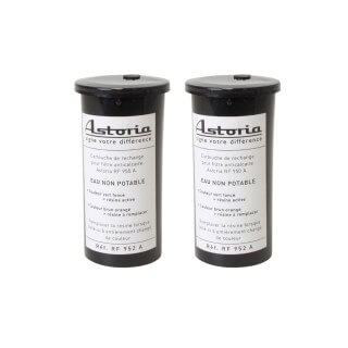 Filtre anti-calcaire Astoria RF950A (Lot de 2)