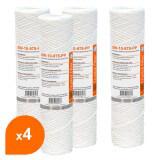 Cartouche SW-10-978-PP sédiment bobinée 9''7/8 - Filtre 10 µm - Crystal Filter® (lot de 4)
