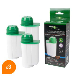 Cartouche compatible Brita Intenza - Filter Logic CFL-901 (lot de 3)