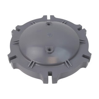 Couvercle / capot pour filtre multicartouches FHPVC-[20-30-40]x5-B2