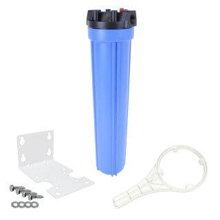 Kit Carter porte filtre complet FHPP-20 - 20'' entrée/sortie 3/4'' - Crystal Filter®
