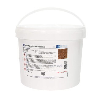 Permanganate de potassium - Seau de 5 kg