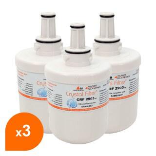 Filtre Crystal Filter® DA29 CRF2903 v4 compatible Samsung (lot de 3)