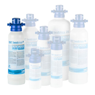 Cartouche Bestmax M - Anti chlore & Anti calcaire - BWT Water+more