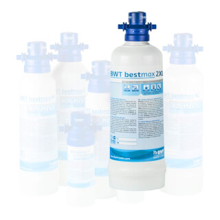 Cartouche Bestmax 2XL - Anti chlore & Anti calcaire - BWT Water+more