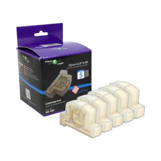 Filtre anticalcaire compatible balai à vapeur VAX - Filter Logic AFL-VSC (lot de 5)