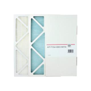 Kit filtre à air G4  / F7 pour VMC S&P Unelvent® Ideo 325 et Initia 225 EcoWatt