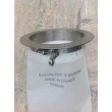 Bague de maintien inox Easyfilter® compatible Poches Desjoyaux®/Easyfilter®