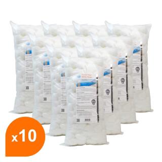 Balles de filtration Crystal Filter® pour filtres à sable 22 m³/h