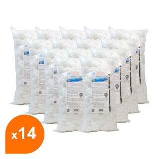 Balles de filtration Crystal Filter® pour filtres à sable 33 m³/h