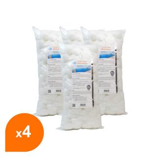 Balles de filtration Crystal Filter® pour filtres à sable 12 m³/h