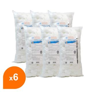 Balles de filtration Crystal Filter® pour filtres à sable 14 m³/h