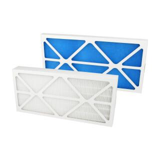 Kit filtre à air G4/F7 compatible VMC Unelvent 600914 pour Ideo 325 et Initia 225 EcoWatt