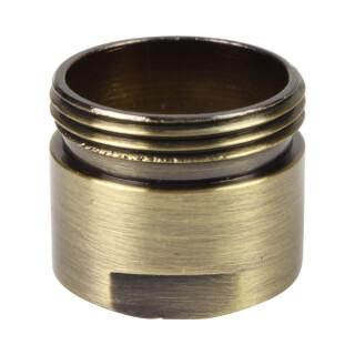 Bague mousseur eau filtrée robinet Everglades - Bronze - 001-6-BR