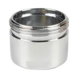 Bague mousseur eau filtrée robinet Denali - Chromé - 002-6