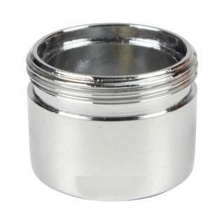 Bague mousseur eau filtrée robinet Samoa - Chromé - 003-14