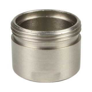 Bague mousseur eau filtrée robinet Samoa - Nickel Brossé - 003-14-NB