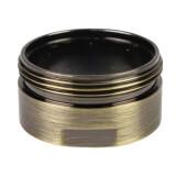 Bague mousseur eau réseau robinet Denali - Bronze - 002-3-BR