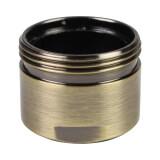 Bague mousseur eau filtrée robinet Samoa- Bronze - 003-14-BR