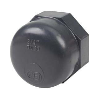 Bouchon - Femelle taraudé 3/4'' - PVC pression