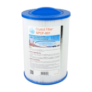 Filtre spa Crystal Filter® SPCF-601 compatible Pleatco PWW50-P3 - Unicel 6CH-940
