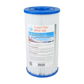 Filtre spa Crystal Filter® SPCF-422 compatible Pleatco PRB35-IN - Unicel C-4335