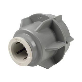 Raccord réservoir -  pour tube 15 mm