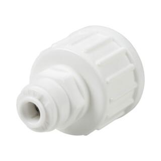 Union adaptateur - Femelle taraudée 3/4'' - Push in 1/4''