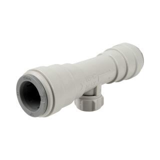 Clapet anti-retour - Push in 15 mm