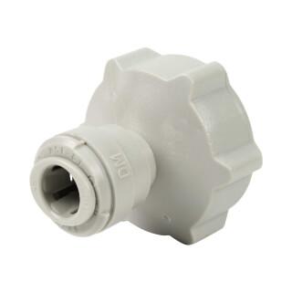 Union adaptateur - Femelle taraudée 3/4'' - Push-in 3/8''