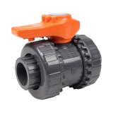 Vanne bâtiment - 20 mm - Femelle à coller - Joint EPDM - PVC pression