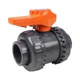 Vanne bâtiment - 32 mm - Femelle à coller - Joint EPDM - PVC pression