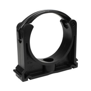 Collier clips pour tube PVC 75 mm