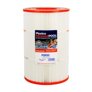 Filtre PSR50-4 Pleatco Advanced - Compatible Waterair 50 GPM/PTM - Cartouche filtre piscine