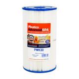 Filtre PWK30 Pleatco Standard - Compatible Unicel C-6330 et Filbur FC-3915 - Filtre Spa bain remous
