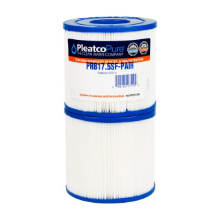 Filtre PRB17.5SF-PAIR Pleatco Standard - Filtre Spa bain remous (lot de 2)