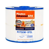Filtre PVT50W-XF2L / PVT50W Pleatco Advanced - Compatible Leisure Bay Manufacturing - Vita Spas - Filtre Spa bain remous