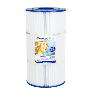 Filtre PFAB60 Pleatco Standard - Compatible Endless Pools, Pentair Pool Products -Pac Fab - Cartouche filtre piscine