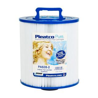Filtre PAS35-F2M Pleatco Standard - Compatible Unicel 7CH-322 - Filbur FC-0419 - Filtre Spa bain remous